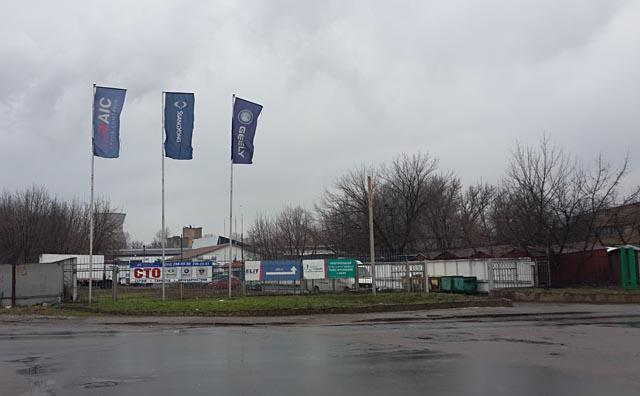 Склад elit.ua на левом берегу, Гродненская 32-а