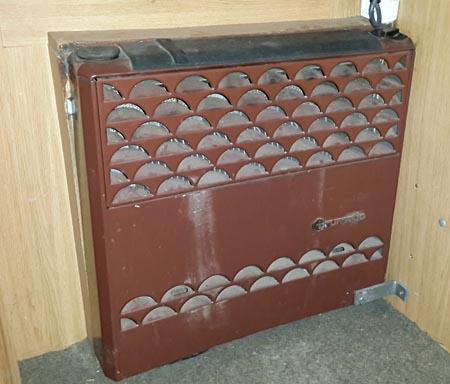 Газовый обогреватель комнаты кемпера Truma