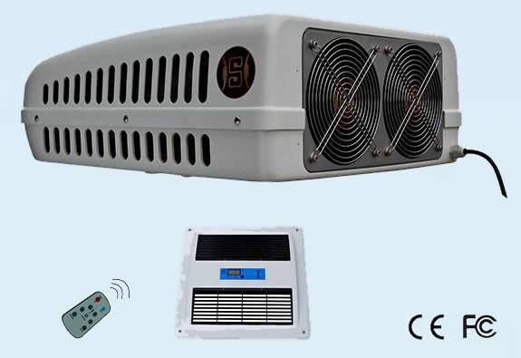 Автономный автомобильный кондиционер на крышу DL-1200 12v