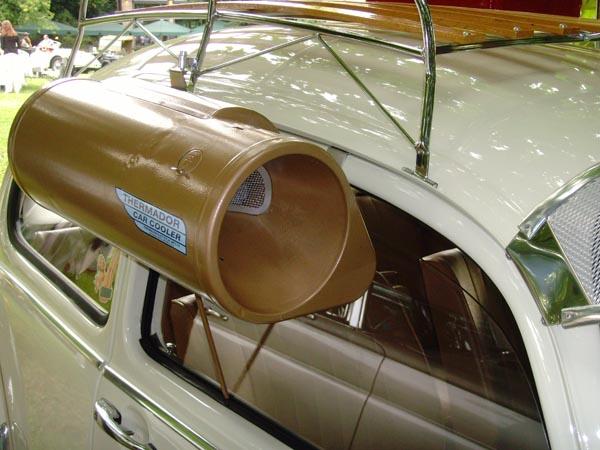 Автомобильный испарительный охладитель