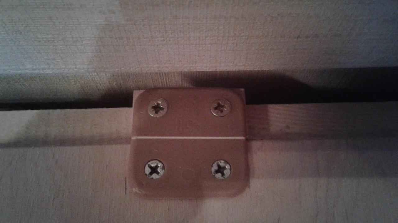Мебельная фурнитура для кемперов